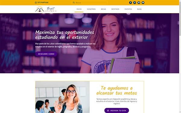 diseño páginas web medellín