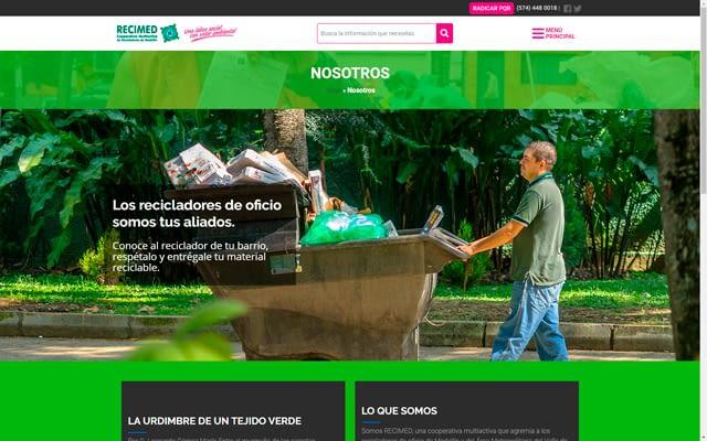 diseño de páginas web Medellín